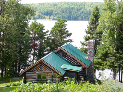 Fishing cabin northern ontario canada red lake cabin rental for Red lake fish house rentals